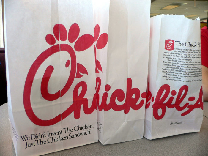 3. Guys, Chick-Fil-A began here in Georgia, and in fact the two brothers who own the company still reside in Atlanta. You're welcome for the amazing chicken sandwiches.
