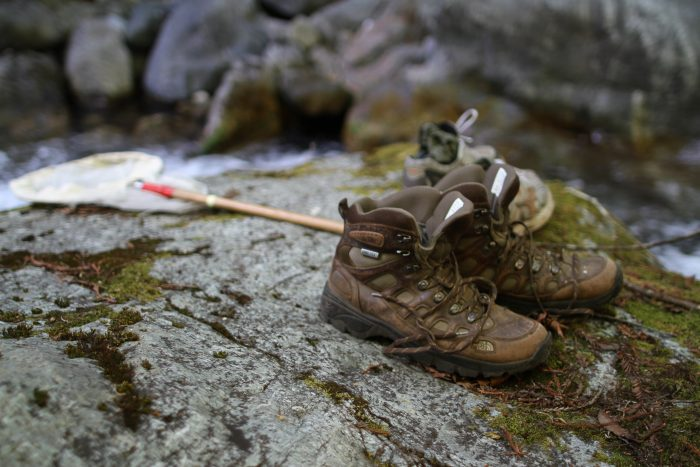 2. Spare Hiking Boots