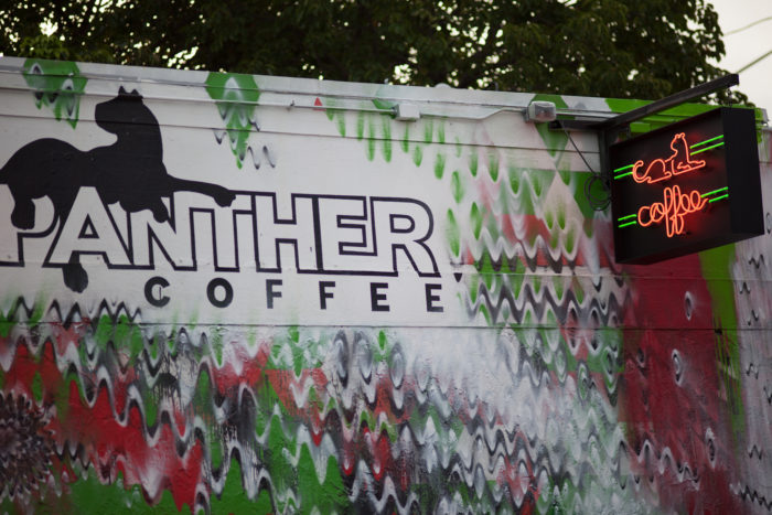 6. Coffee & Board Games at Panther Coffee