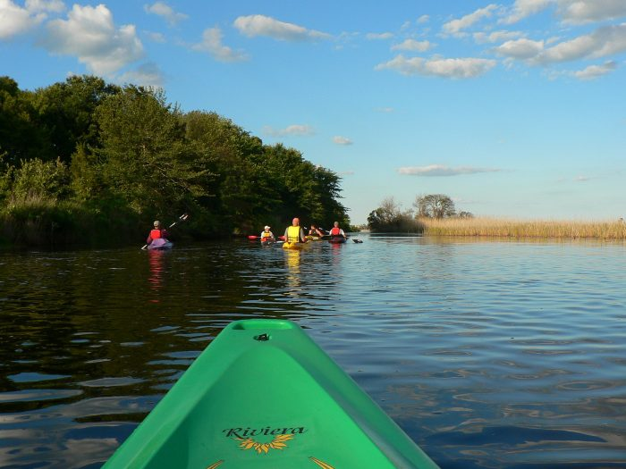1. Kayak in the State Parks