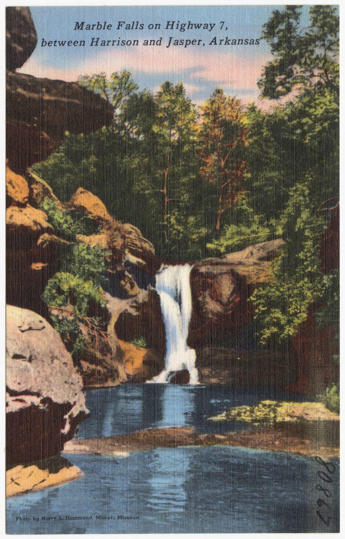 5. Marble Falls
