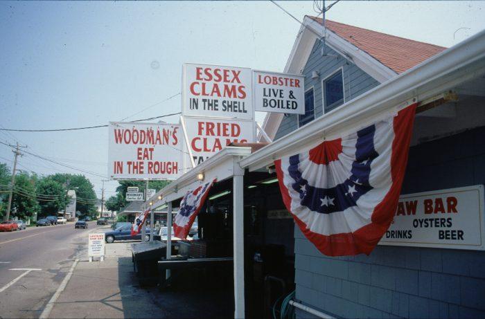 9. Woodman's of Essex, Essex