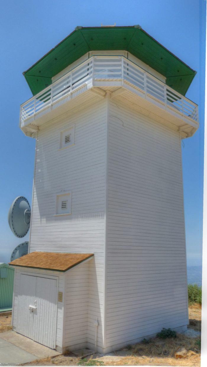6. Boucher Hill Tower -- Palomar