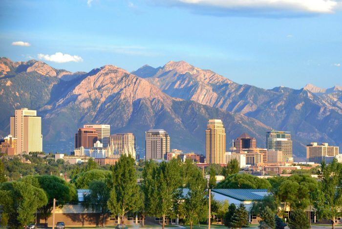 16. Whether you live in one of Utah's cities...