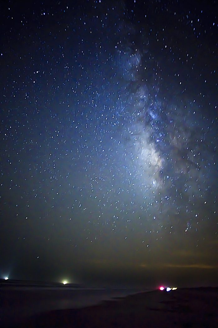 11. The night sky (any remote location)