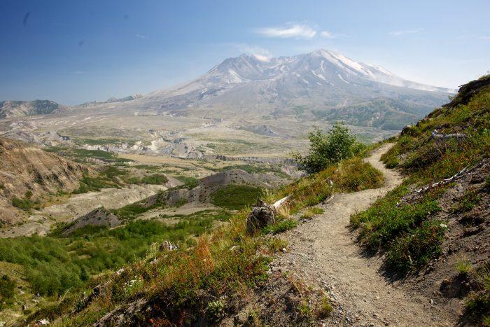 10. Harry's Ridge Trail, Mount St. Helens