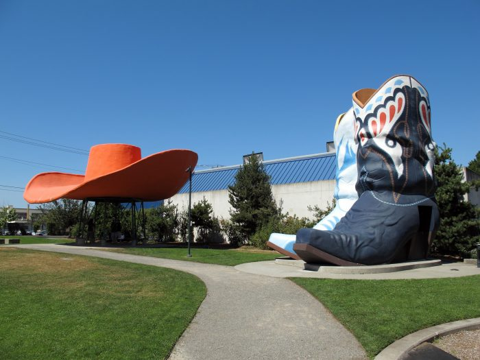 3. Hat 'n' Boots, Seattle