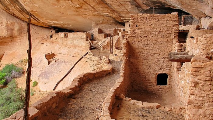 7. Tour a plethora of ancient cliff dwellings.
