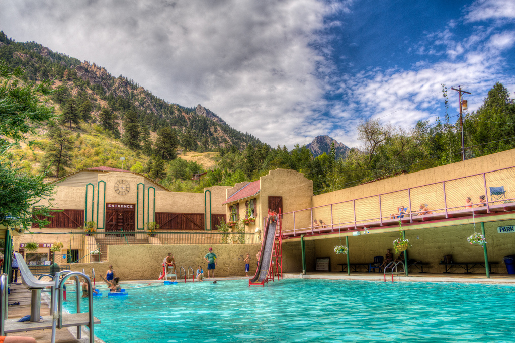 This Hot Springs Near Denver Is Absolutely Epic
