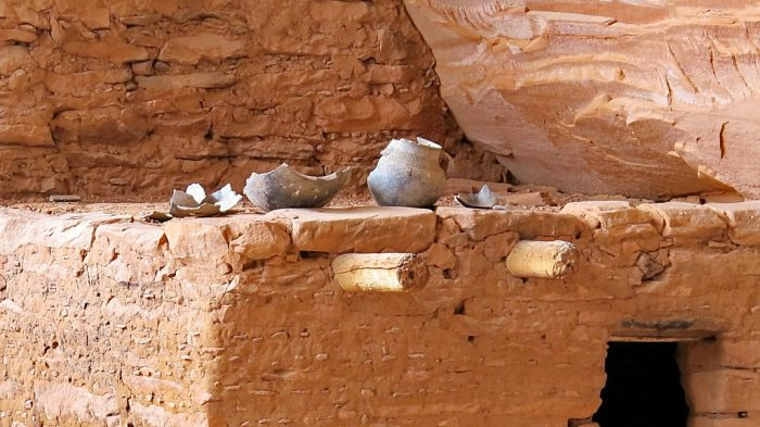 4. Arizona has THOUSANDS of archaeological sites. Do not remove items from or deface these sites.