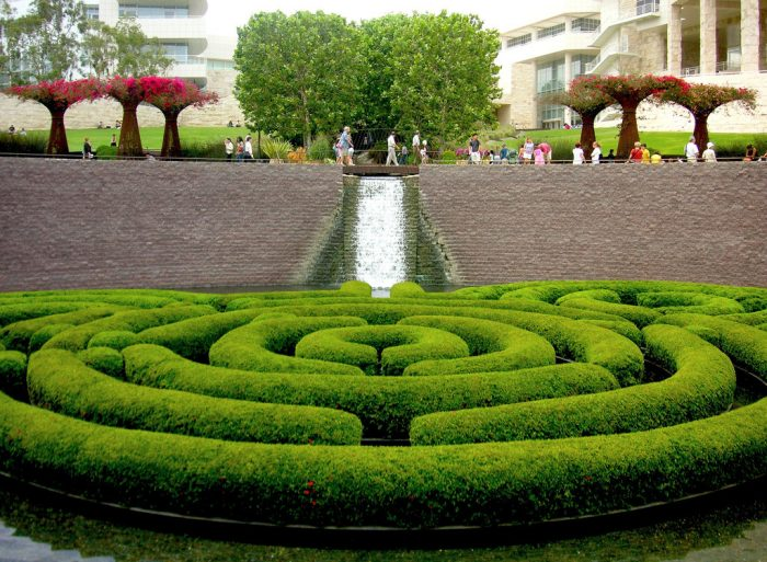 2. The Getty Center is just one of the many places to tickle your senses in Southern California.