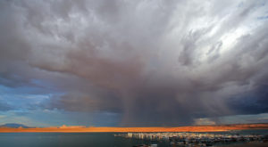 An Incredible Microburst Was Captured Over Arizona And It's Jaw Dropping