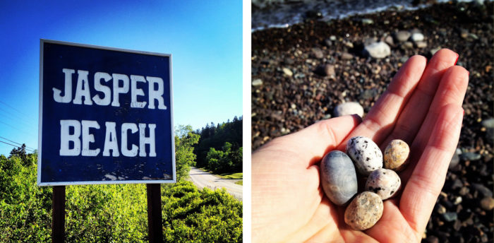 5. Jasper Beach, Machiasport