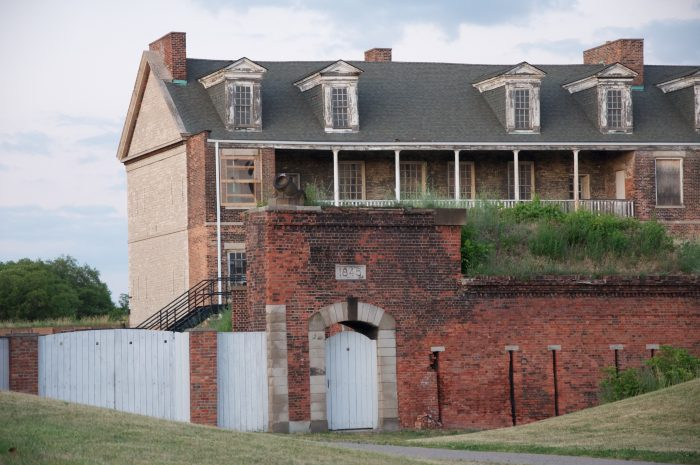 11. Historic Fort Wayne