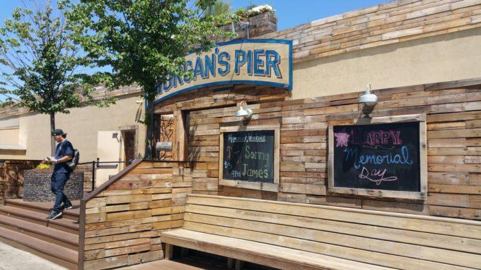7. Morgan's Pier - Philadelphia