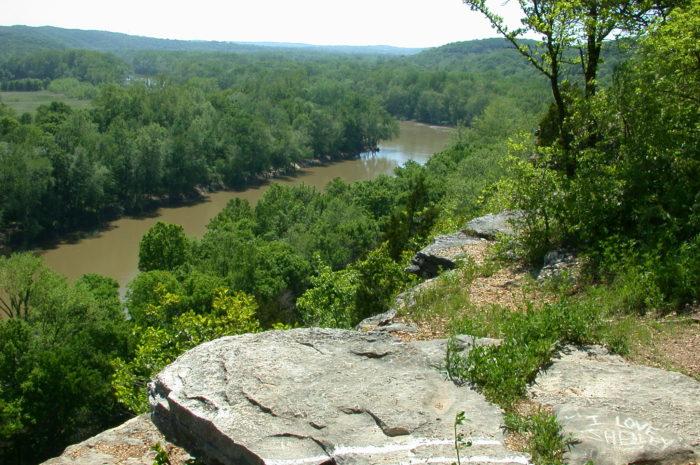 7. River Scene Trail – Ballwin