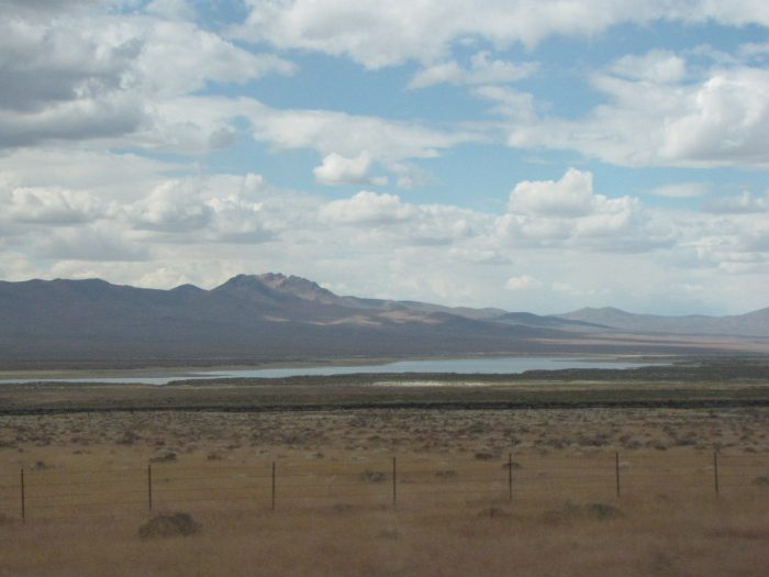 4. Stake your claim – Northeast of Lovelock