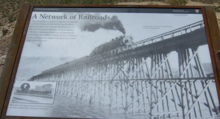 The railroad closed in 1961, and the track was dismantled in 1962.