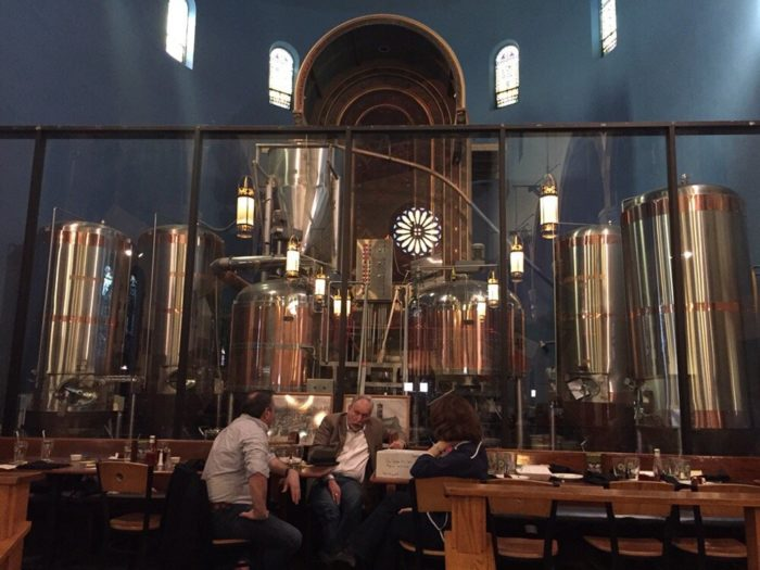 The Church Brew Works, in fact, will commemorate its 20th anniversary with a celebration from August 1 through 7, 2016...