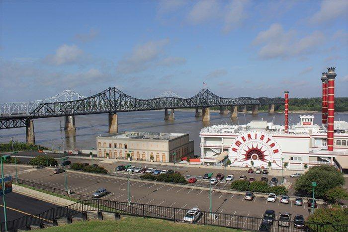 8. Mississippi River Overlook, Vicksburg