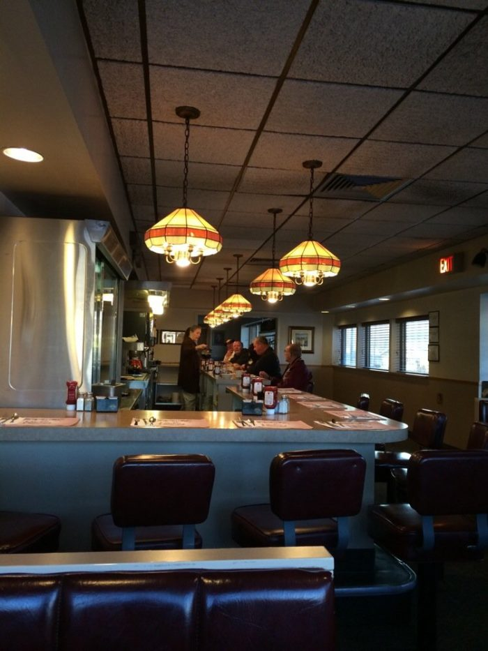 7. Dick's Diner - 4200 William Penn Highway