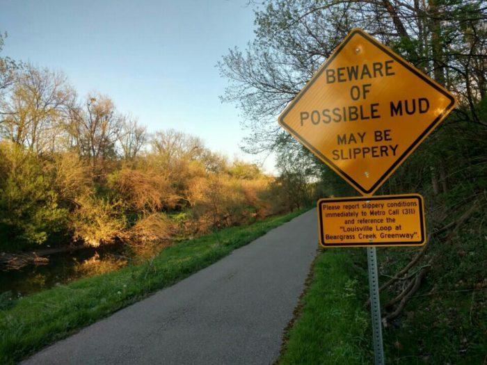 8. Bear Grass Creek Greenway, Louisville