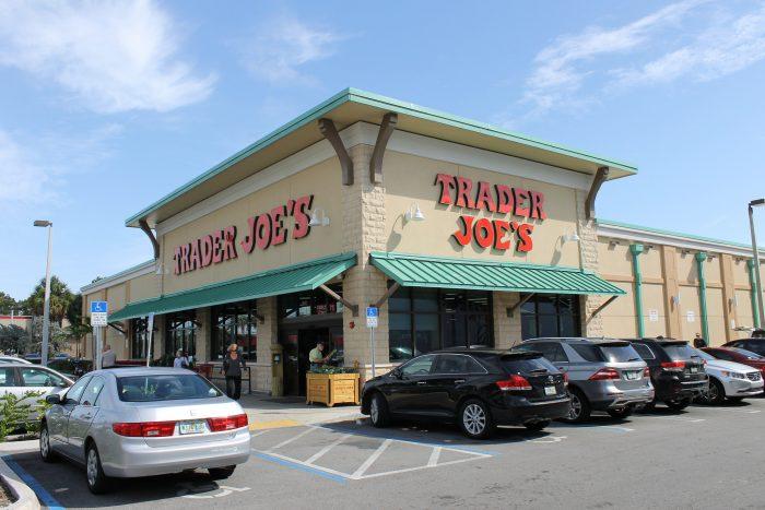 8. Trader Joe's
