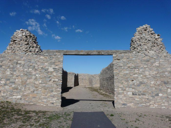 9. Mission San Isidro and Mission San Buenaventura de Humanas (also called Gran Quivira)