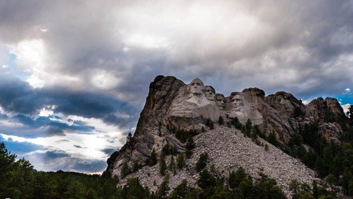 4. Mt. Rushmore