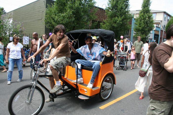 2. Street Fairs