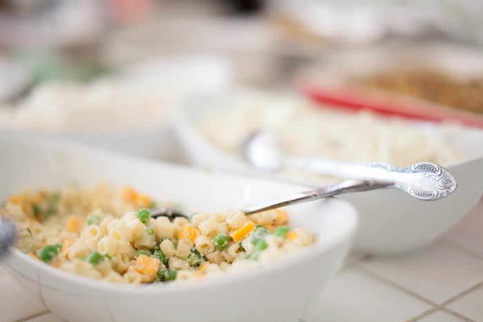 6. All side dishes will be ignored.