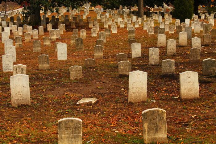 4. Oakland Cemetery, Atlanta, Georgia