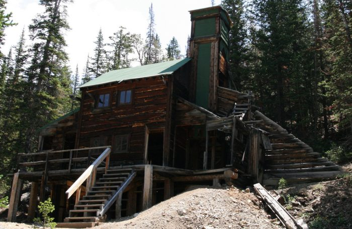 9. Wyoming Ghost Town Tour