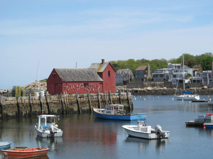 11. Rockport Harbor