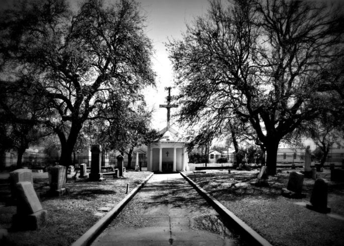 9. Old City Cemetery (Galveston)