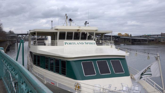 5. Portland Spirit