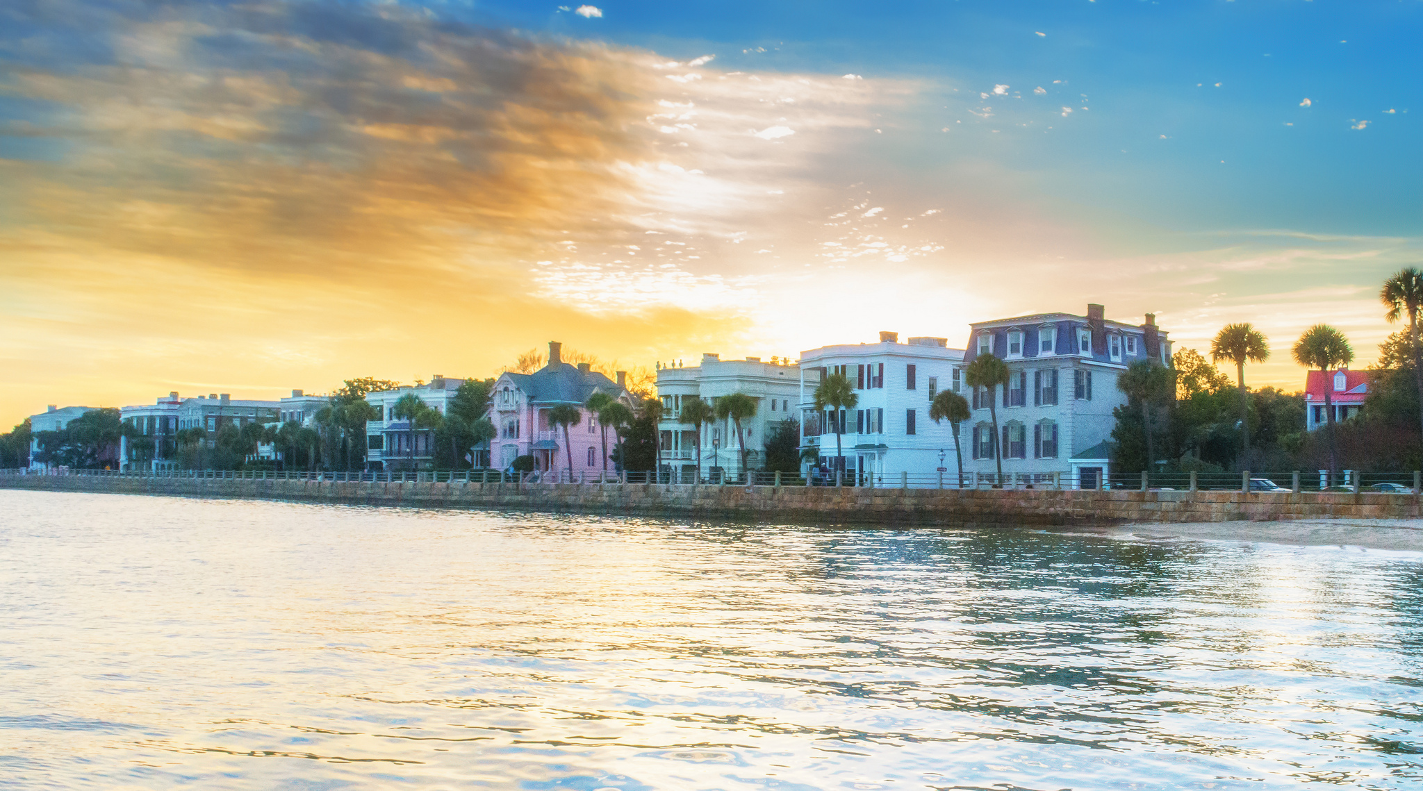 Charleston south carolina is the number one city in the world for Where to go in charleston sc