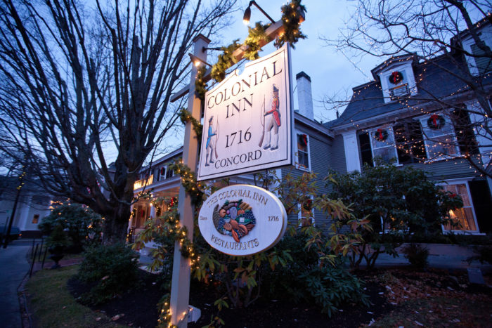 8. The Colonial Inn (Concord, Massachusetts)