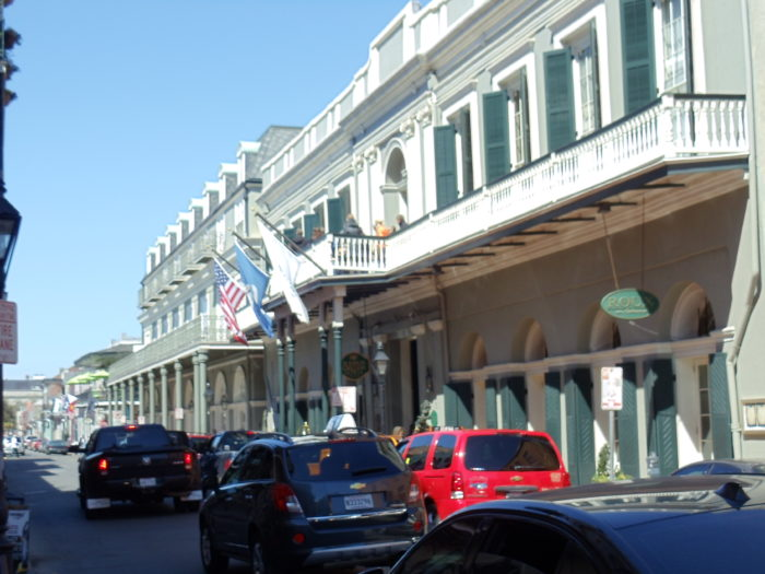 9. Bourbon Orleans Hotel (New Orleans, Louisiana)