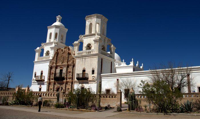 9. Mission San Xavier del Bac
