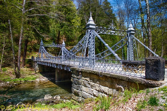 9. East Cohasset Hike/Bike Trail (Mill Creek Park)