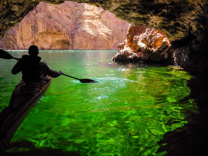 5. Emerald Cave in Black Canyon
