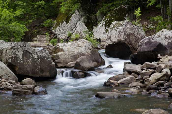 11. Richland Creek (near Witts)