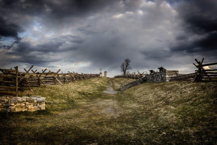 9. Antietam Battlefield