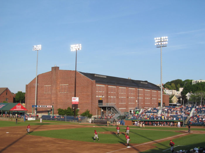 12. Because we have an awesome minor league baseball team.