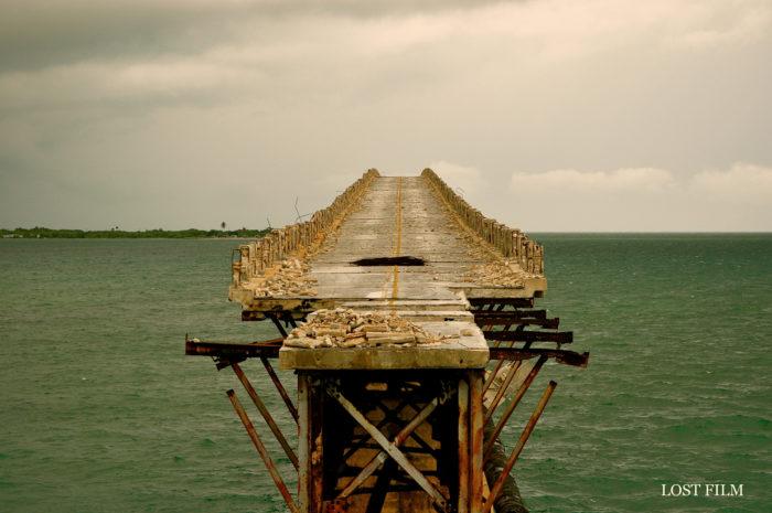 6. Bahia Honda Bridge, Florida