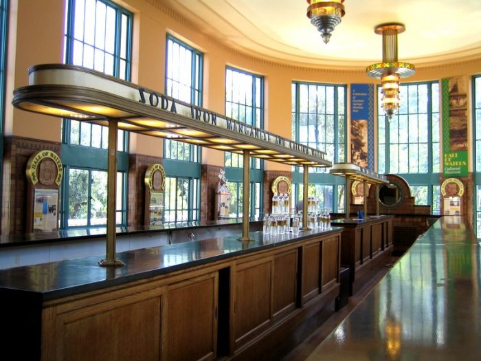 9. The Hall of Waters – Excelsior Springs, Mo.