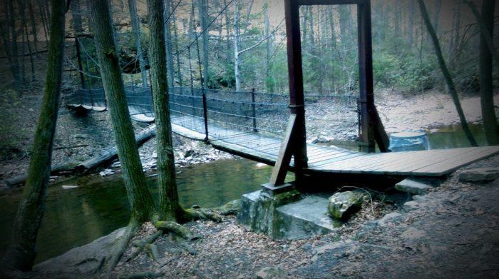 9. Trough Creek State Park, James Creek