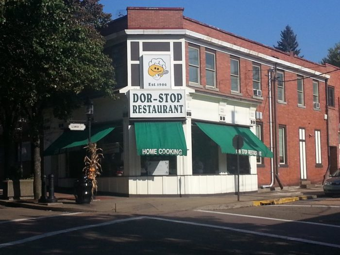 8. The Dor-Stop Restaurant - 1430 Potomac Avenue