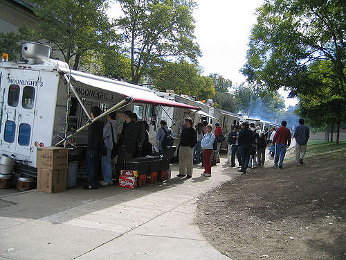 10. ...delivers mouthwatering favorite foods, some sold from food trucks…